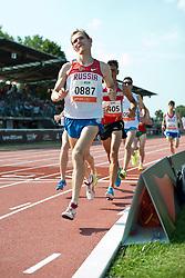 AREFYEV Artem, RUS, 1500m, T36, 2013 IPC Athletics World Championships, Lyon, France