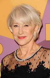 HBO's 2018 Official Golden Globe Awards After Party held at the Circa 55 Restaurant in Beverly Hills. 07 Jan 2018 Pictured: Helen Mirren. Photo credit: Lumeimages / MEGA TheMegaAgency.com +1 888 505 6342
