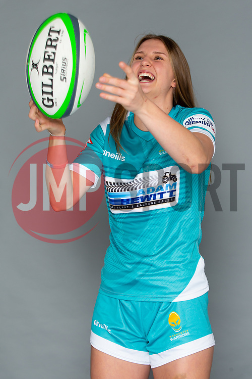 Vicky Laflin of Worcester Warriors Women - Mandatory by-line: Robbie Stephenson/JMP - 27/10/2020 - RUGBY - Sixways Stadium - Worcester, England - Worcester Warriors Women Headshots