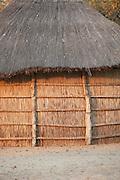 The village of Seronga in the Okavango Delta, Botswana