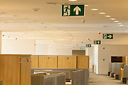 Belo Horizonte_MG, Brasil...Centro Administrativo do Governo de Minas Gerais (Cidade Administrativa), o centro foi projetado por Oscar Niemeyer...The Minas Gerais Administrative Center (Administrative City), projected by Oscar Niemeyer. ..Foto: LEO DRUMOND / NITRO