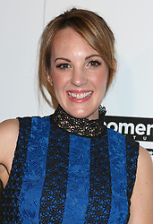 Jennifer Zaborowski, In Dubious Battle, film premiere, Arclight Hollywood Cinemas (Hollywood, California)