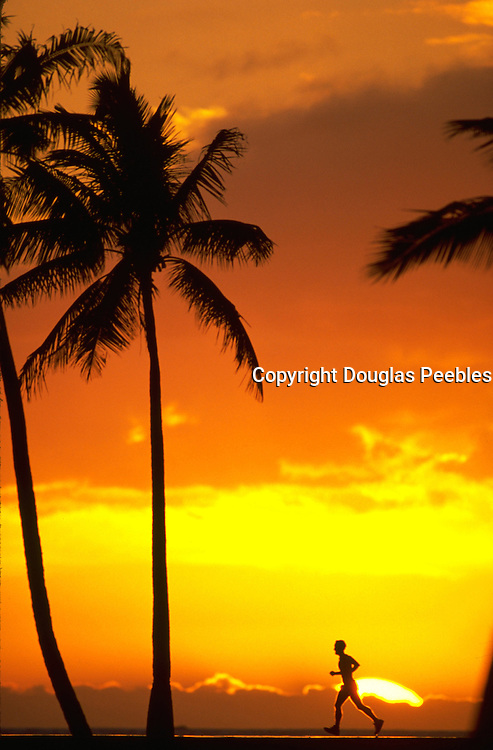 Sunset, Hawaii, USA<br />