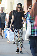 Aug. 29, 2014 - New York, NY, USA - <br /> <br /> Kendall Jenner spotted in soho<br /> <br /> Kendall Jenner walking in SoHo in New York City on August 29, 2014<br /> ©Exclusivepix