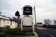 Motel abandonné The Chapel / The Chapel, abandoned motel