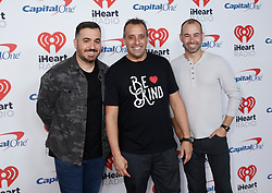 Impractical Jokers attend the 2017 iHeart Radio Music Festival at T-Mobile Arena  on Friday, Sept. 22, 2017, in Las Photo by Bizuayehu Tesfaye/SIPA USA