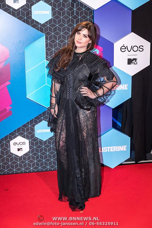 NLD/Rotterdam/20161106 - MTV EMA's 2016, Betty Autier