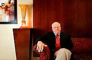 UK ENGLAND LONDON 10APR07 - Ed Fuller, President & Managing Director of Mariott Lodging International at the London Park Lane Mariott Hotel.<br /> Photography by Jiri Rezac<br /> Tel 0044 07947 884 517<br /> www.linkphotographers.com