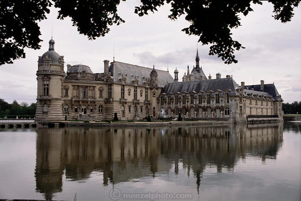 Chantilly, France.