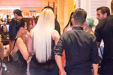 Kylie Jenner in Las vegas to celebrate Sofia Richie 21st Birthday - 25 Aug 2019