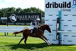 Laikaparty ridden by Hollie Doyle trained by Archie Watson wins The ITEC EPF Novice Median Auction Stakes (Class 5) - Mandatory by-line: Robbie Stephenson/JMP - 04/09/2019 - PR - Bath Racecourse - Bath, England - Bath Races