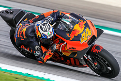February 6, 2019 - Sepang, Malaysia - POL ESPARGARO of Red Bull KTM Factory Racing in action during the first day of the MotoGP official testing session held at Sepang International Circuit in Sepang, Malaysia. (Credit Image: © Hazrin Yeob Men Shah/Icon SMI via ZUMA Press)