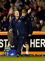 Photo: Jed Wee.<br />Sheffield United v Arsenal. The Barclays Premiership. 30/12/2006.<br /><br />Sheffield United manager Neil Warnock.