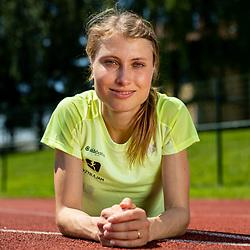 20210604: SLO, Athletics - Marusa Mismas Zrimsek at practice session