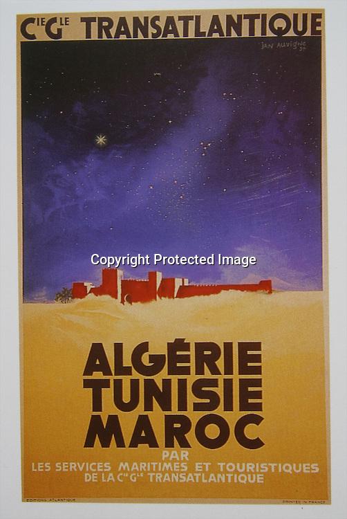 moroccan postcards