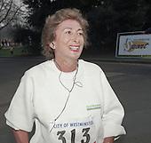 19910208 London Race Walking Championships. Battersea. London UK