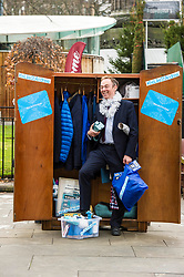 Pictured: Alasdair Allan<br /> <br /> Alasdair Allan MSP  unveiled the #BeLikeStAndrew campaign, which encourages people to celebrate Scotland's shared values and perform an act of kindness.<br /> <br /> Ger Harley   EEm Date