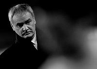 Fotball<br /> Italia<br /> Foto: Inside/Digitalsport<br /> NORWAY ONLY<br /> <br /> Juventus coach Claudio Ranieri<br /> <br /> 28.02.2009<br /> Juventus v Napoli (1-0)