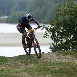 04-10-2020: Wielrennen: Geopark Classic: Gasselte<br />Erik Groen