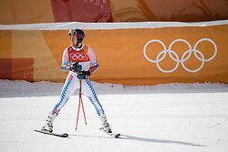 February 18, 2018 - Pyeongchang, SOUTH KOREA - 180218 Ted Ligety of USA competes in Alpine Skiing Men's Giant Slalom during day nine of the 2018 Winter Olympics on February 18, 2018 in Pyeongchang..Photo: Joel Marklund / BILDBYRÃ…N / kod JM / 87633 (Credit Image: © Joel Marklund/Bildbyran via ZUMA Press)