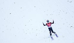 01.01.2014, Olympiaschanze, Garmisch Partenkirchen, GER, FIS Ski Sprung Weltcup, 62. Vierschanzentournee, Bewerb, im Bild Anders Fannemel (NOR) // Anders Fannemel (NOR) during Competition of 62nd Four Hills Tournament of FIS Ski Jumping World Cup at the Olympiaschanze, Garmisch Partenkirchen, Germany on 2014/01/01. EXPA Pictures © 2014, PhotoCredit: EXPA/ JFK