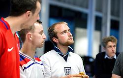 Fans watch England vs Slovakia on the big screen in The Fanzone at Ashton Gate- Mandatory by-line: Robbie Stephenson/JMP - 20/06/2016 - FOOTBALL - Ashton Gate - Bristol, United Kingdom  - England vs Slovakia - UEFA Euro 2016