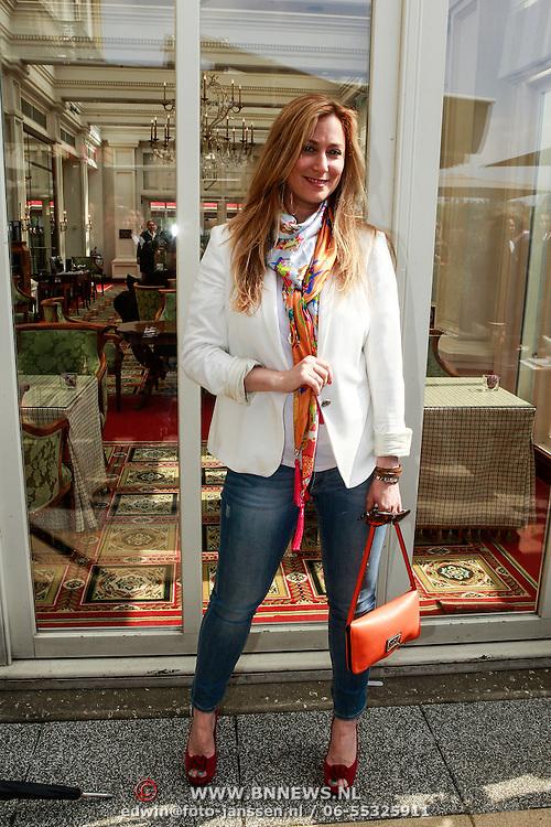 NLD/Amsterdam/20130530 - Talkies Terras Award 2013, Fabienne de Vries