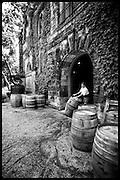 Chateau Montelena winery, Calistoga, California
