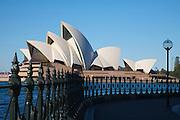 A walk to the Opera House, Sydney