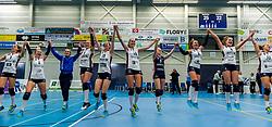 29-09-2018 NED: Supercup Sliedrecht Sport - Eurosped, Sliedrecht<br /> Sliedrecht takes the first price of the new season / Sliedrecht Sport celebrate