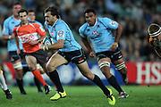 Adam Ashley-Cooper. Waratahs v Chiefs. 2013 Investec Super Rugby Season. Allianz Stadium, Sydney. Friday 19 April 2013. Photo: Clay Cross / photosport.co.nz