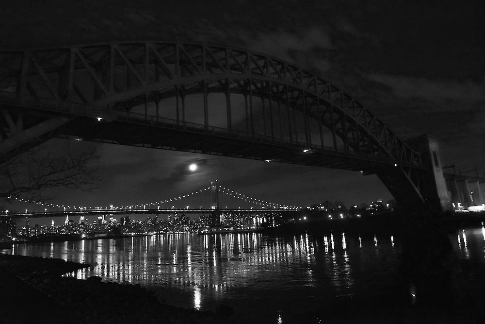 Hellgate & RFK Triboro Bridges