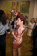JAMIE WINSTON, 240th Royal Academy Summer Exhibition fundraising private view. Piccadilly. London.4 June 2008.  *** Local Caption *** -DO NOT ARCHIVE-© Copyright Photograph by Dafydd Jones. 248 Clapham Rd. London SW9 0PZ. Tel 0207 820 0771. www.dafjones.com.