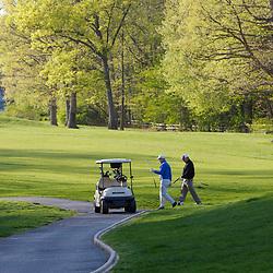 Springtime in Reston  Reston National Golf Course