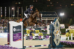 Maher Ben, (GBR), Diva II<br /> Final<br /> Furusiyya FEI Nations Cup Jumping Final - Barcelona 2015<br /> © Dirk Caremans<br /> 26/09/15