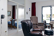 apartment in a independent living house for the elderly