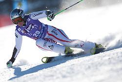 22.10.2011, Rettenbachferner, Soelden, AUT, FIS World Cup Ski Alpin, Damen, Riesenslalom, im Bild Nicole Hosp (AUT) // during Ladies ginat Slalom at FIS Worldcup Ski Alpin at the Rettenbachferner in Solden on 22/10/2011. EXPA Pictures © 2011, PhotoCredit: EXPA/ Johann Groder