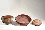 Cypriot terracotta bowls 9-8th century BCE