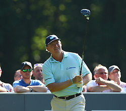 May 25, 2017 - Virginia Water, United Kingdom - Ernie Els of South aFRICA.during 1st Round for the 2017 BMW PGA Championship on the west Course at Wentworth on May 25, 2017 in Virginia Water,England  (Credit Image: © Kieran Galvin/NurPhoto via ZUMA Press)