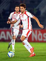 Fotball<br /> Afrika Cup / Afrikamesterskapet<br /> 18.01.2015<br /> Tunisia v Kapp Verde<br /> Foto: Panoramic/Digitalsport<br /> NORWAY ONLY<br /> <br /> Youssef Msakni (TUN)
