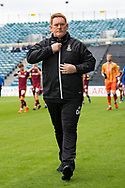 Bradford City manager David Hopkin during the EFL Sky Bet League 1 match between Gillingham and Bradford City at the MEMS Priestfield Stadium, Gillingham, England on 27 October 2018.
