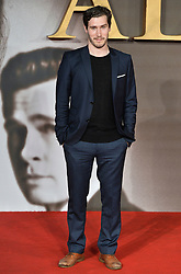 © Licensed to London News Pictures. 21/11/2016. London, UK. RAPHAEL DESPREZ attends the Allied UK film premiere at Odeon Leicester Square, London. The film follows two assassins who fall in love during a mission to kill a Nazi official during World War II. Photo credit: Ray Tang/LNP