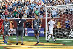 Minnesota United FC v Los Angeles FC - 22 July 2018