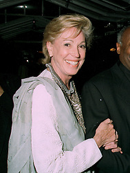 MISS CHARLOTTE MAILLIARD SWIG, she was just got engaged to George Schultz, the former US Secretary of State, at a party in London on 27th May 1997.LYT 22 WOLO