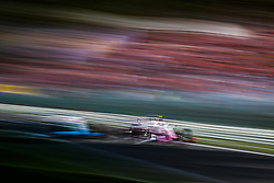 September 1, 2019, Spa-Francorchamps, Belgium: Motorsports: FIA Formula One World Championship 2019, Grand Prix of Belgium, ..#18 Lance Stroll (CAN, Racing Point F1 Team) (Credit Image: © Hoch Zwei via ZUMA Wire)