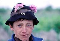 Shepherd - Moldavia - Romania