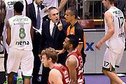 DESCRIZIONE : Campionato 2013/14 Finale Gara 7 Olimpia EA7 Emporio Armani Milano - Montepaschi Mens Sana Siena Scudetto<br /> GIOCATORE : Marco Crespi Arbitro<br /> CATEGORIA : Arbitro Delusione<br /> SQUADRA : Montepaschi Mens Sana Siena Arbitro<br /> EVENTO : LegaBasket Serie A Beko Playoff 2013/2014<br /> GARA : Olimpia EA7 Emporio Armani Milano - Montepaschi Mens Sana Siena<br /> DATA : 27/06/2014<br /> SPORT : Pallacanestro <br /> AUTORE : Agenzia Ciamillo-Castoria /Max.Ceretti<br /> Galleria : LegaBasket Serie A Beko Playoff 2013/2014<br /> FOTONOTIZIA : Campionato 2013/14 Finale GARA 7 Olimpia EA7 Emporio Armani Milano - Montepaschi Mens Sana Siena<br /> Predefinita :