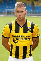 ARNHEM -  Vitesse persdag , Voetbal EreDivisie , seizoen 2011-2011 , 22-07-2011  ,  Gelre Dome , Marcus Pedersen.