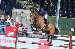 Whitaker Michael, GBR, JB's Hot Stuff<br /> CSI5* Jumping<br /> Royal Windsor Horse Show<br /> © Hippo Foto - Jon Stroud