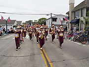 USC Marching Band at the Annual Balboa Island Parade